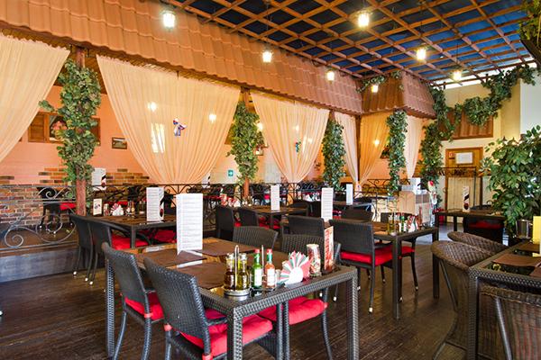 итальянский ресторан в москве: