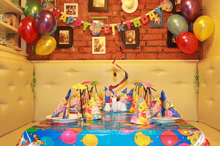 Как самой украсить детский день рождения