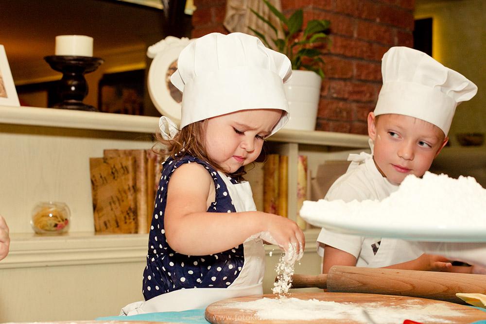 Урок мастер класс по кулинарии